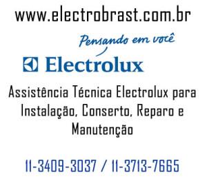 Electrolux assistência técnica em São Paulo