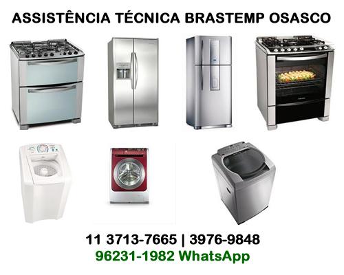 Assistência técnica Brastemp Osasco